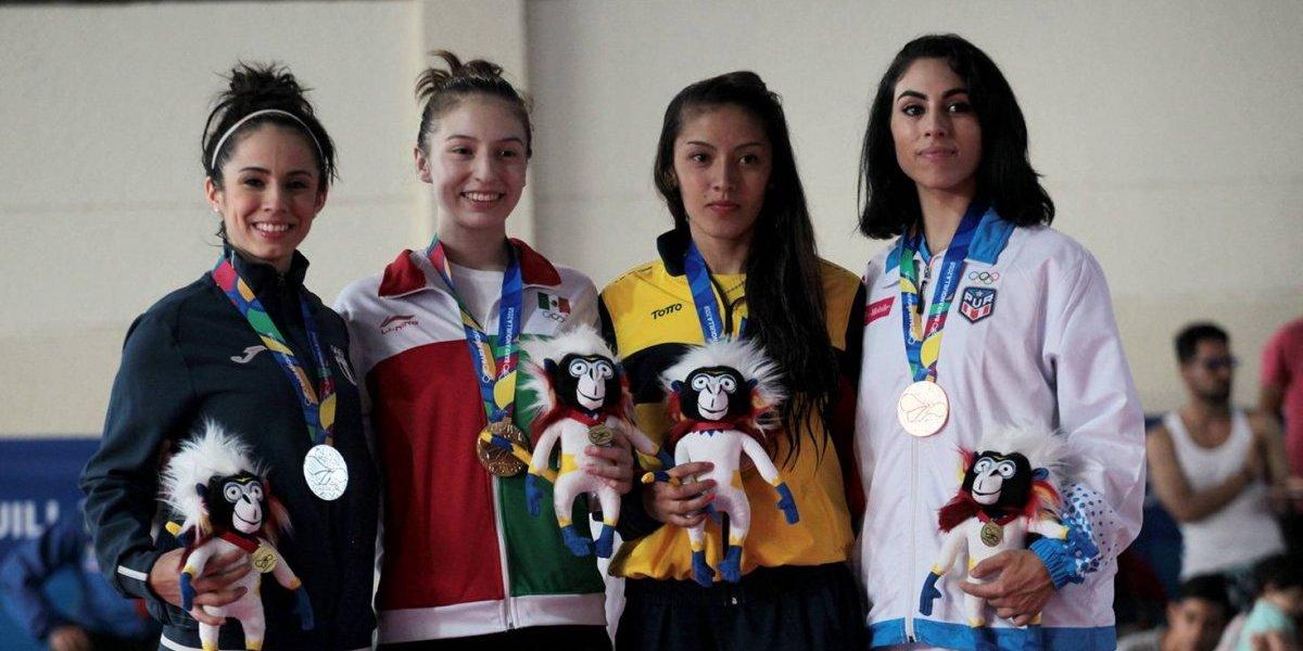 ¡Zamora lo hace! Gana la medalla de plata para Guatemala en los Centroamericanos y del Caribe