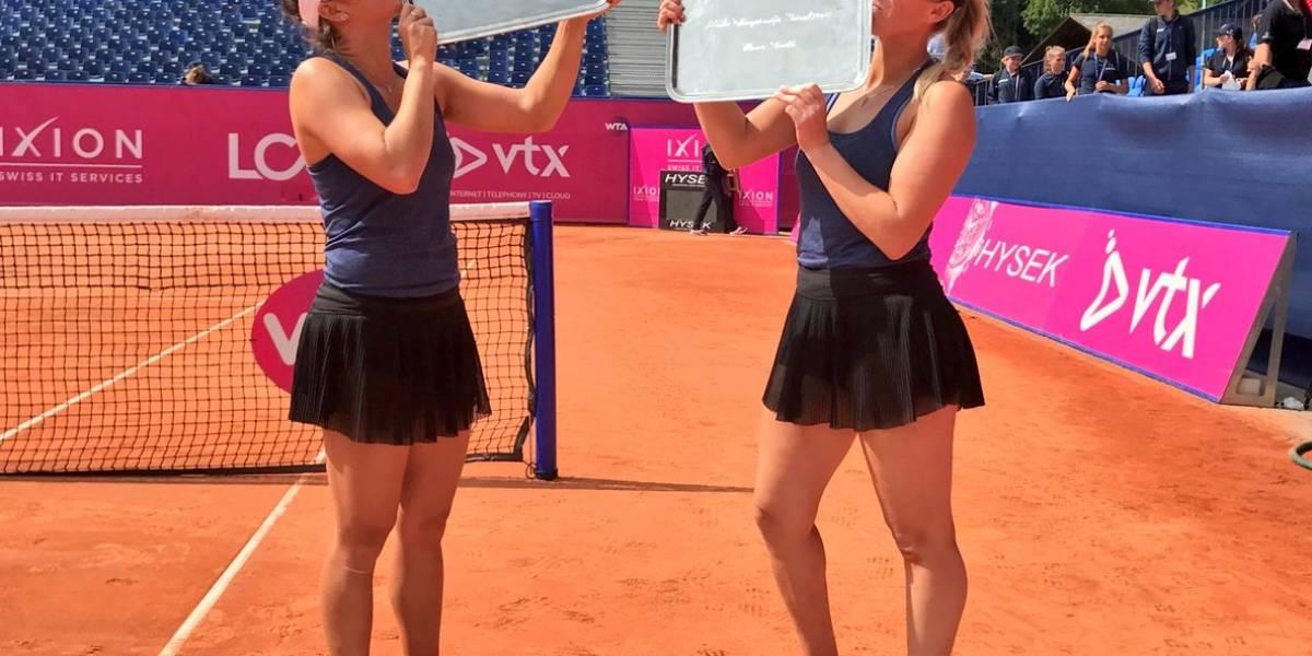Histórico: Alexa Guarachi le dio a Chile su primer título en la WTA
