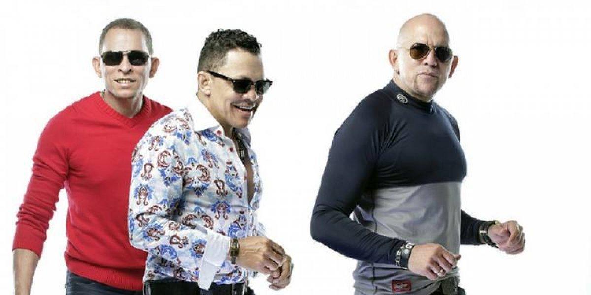 Los Hermanos Rosario este miércoles 25 en Jalao junto a Jandy Ventura