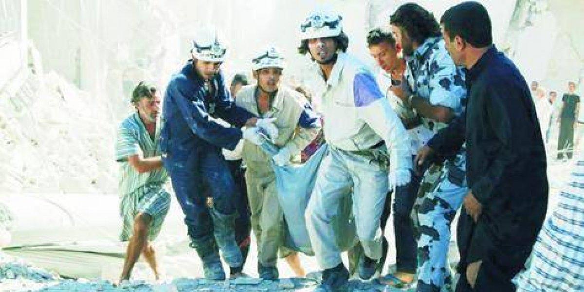 Israel evacúa 800 voluntarios sirios varados en la frontera