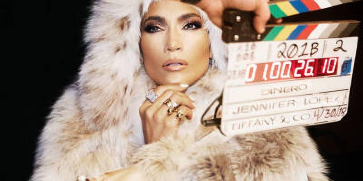 """Con el tema """"Dinero"""", Jennifer López incursiona en el mundo de los videojuegos"""