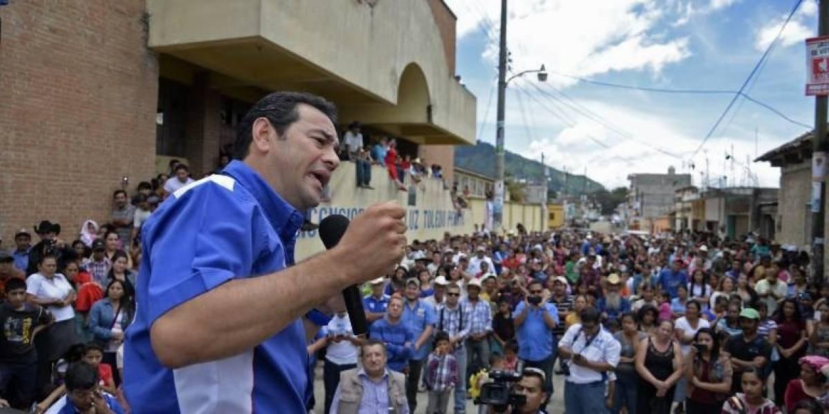 """Presidente Morales considera que caso contra FCN-Nación es """"espurio y político"""""""