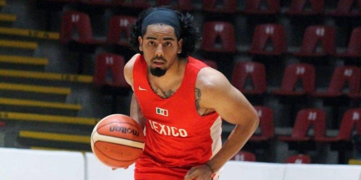 Jorge Gutiérrez afirmó que la selección mexicana de basquet va por el oro a Barranquilla