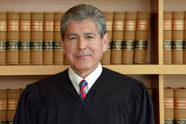 Juez Dana Sabraw en San Diego