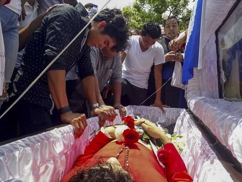 Monaguillo asesinado en León