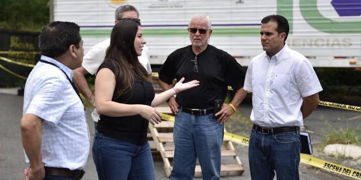 Gobernador realiza visita sorpresa a las instalaciones del Negociado de Ciencias Forenses