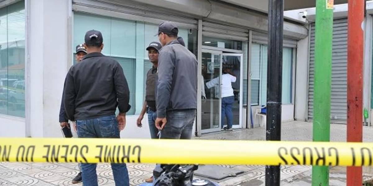 Policía apresa a otro de los implicados en asalto Banco Popular en Isabelita
