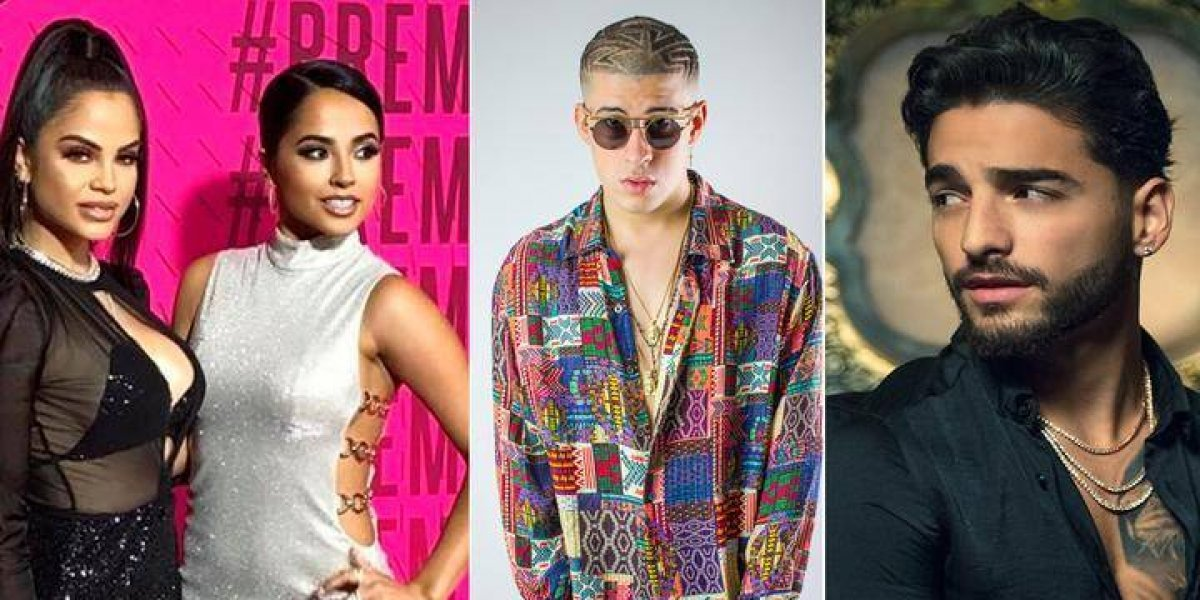 """Ayer fueron los """"Premios Juventud 2018"""""""