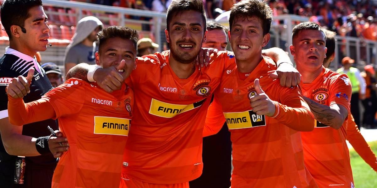 Increíble triunfo de Cobreloa: el Araña Olivares pivoteó en el área para ganar en el último minuto a Copiapó