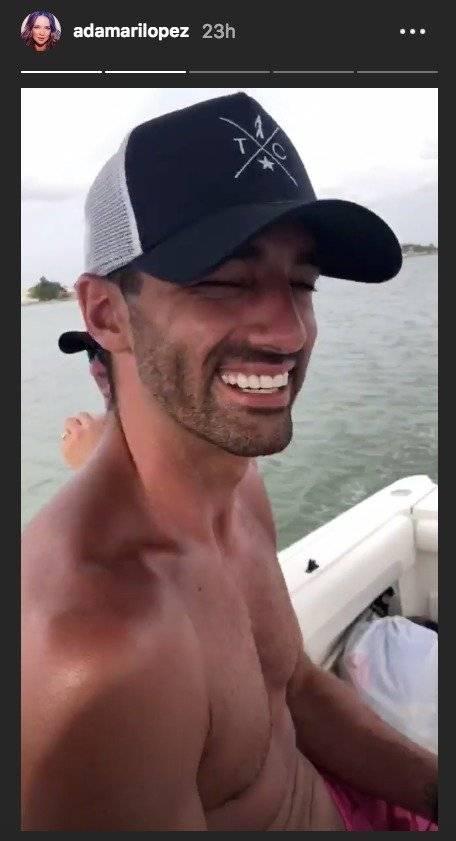 Toni Costa sufre accidente Instagram
