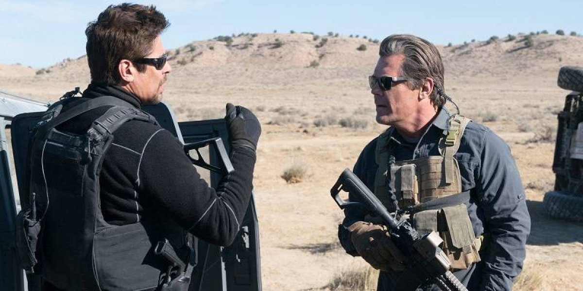 Cómo Brolin y Del Toro mejoraron Sicario: Día del Soldado