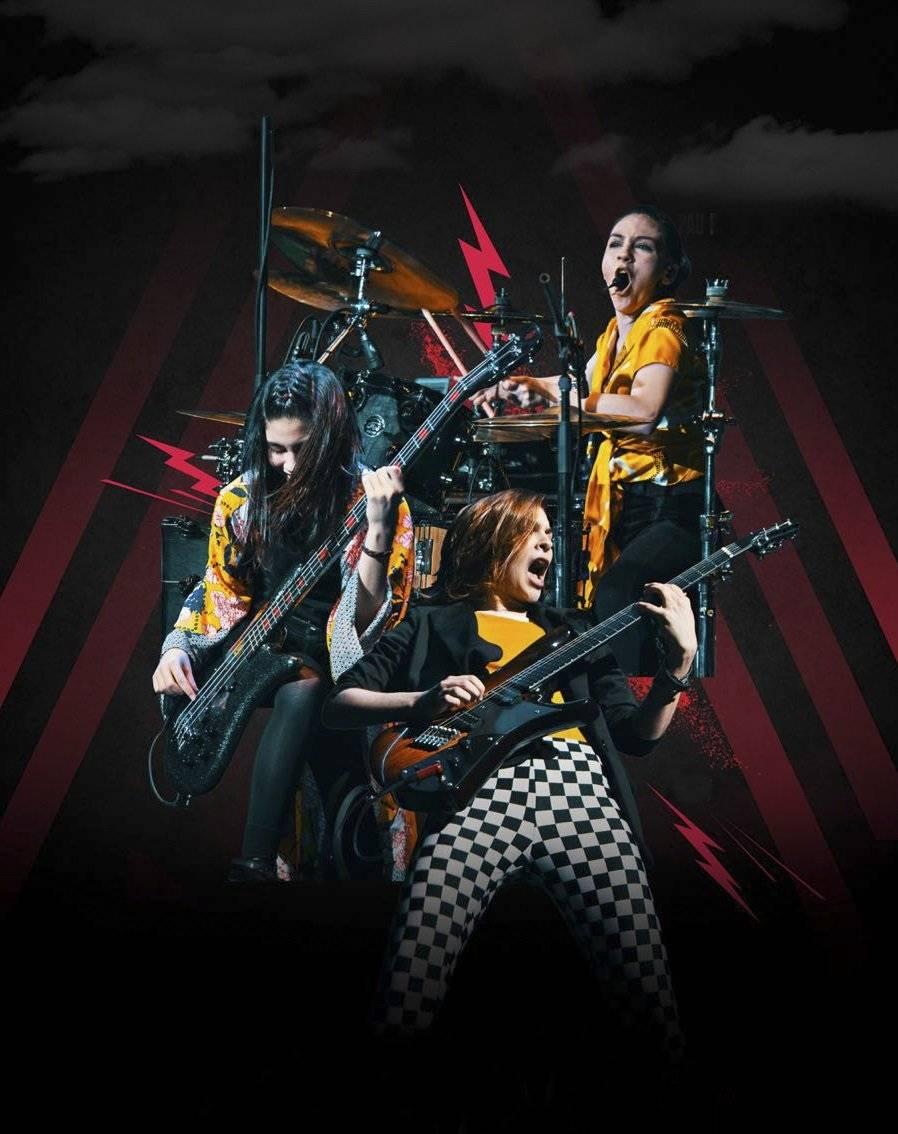 The Warning banda mexicana de rock