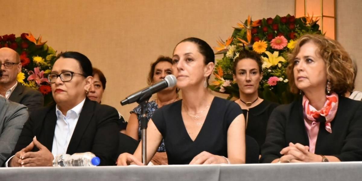 Sheimbaum rescata a Rosa Icela Rodríguez en su gabinete