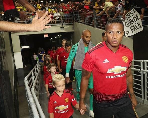 Antonio Valencia sufrió lesión en EE.UU y su técnico está preocupado Getty Images