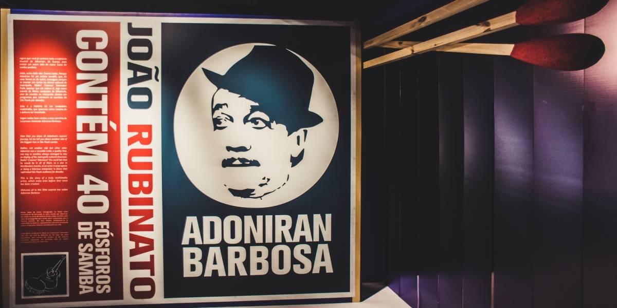 Mostra reúne objetos pessoais de Adoniran Barbosa para celebrar sua trajetória