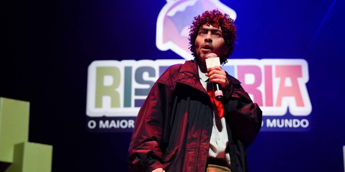 Risadaria: show gratuito desta terça toma conta do Teatro Sérgio Cardoso