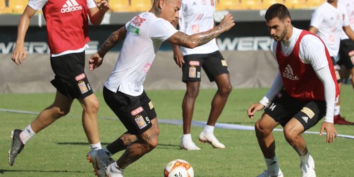 Irá Tigres con cantera a jugar la Copa MX ante San Luis
