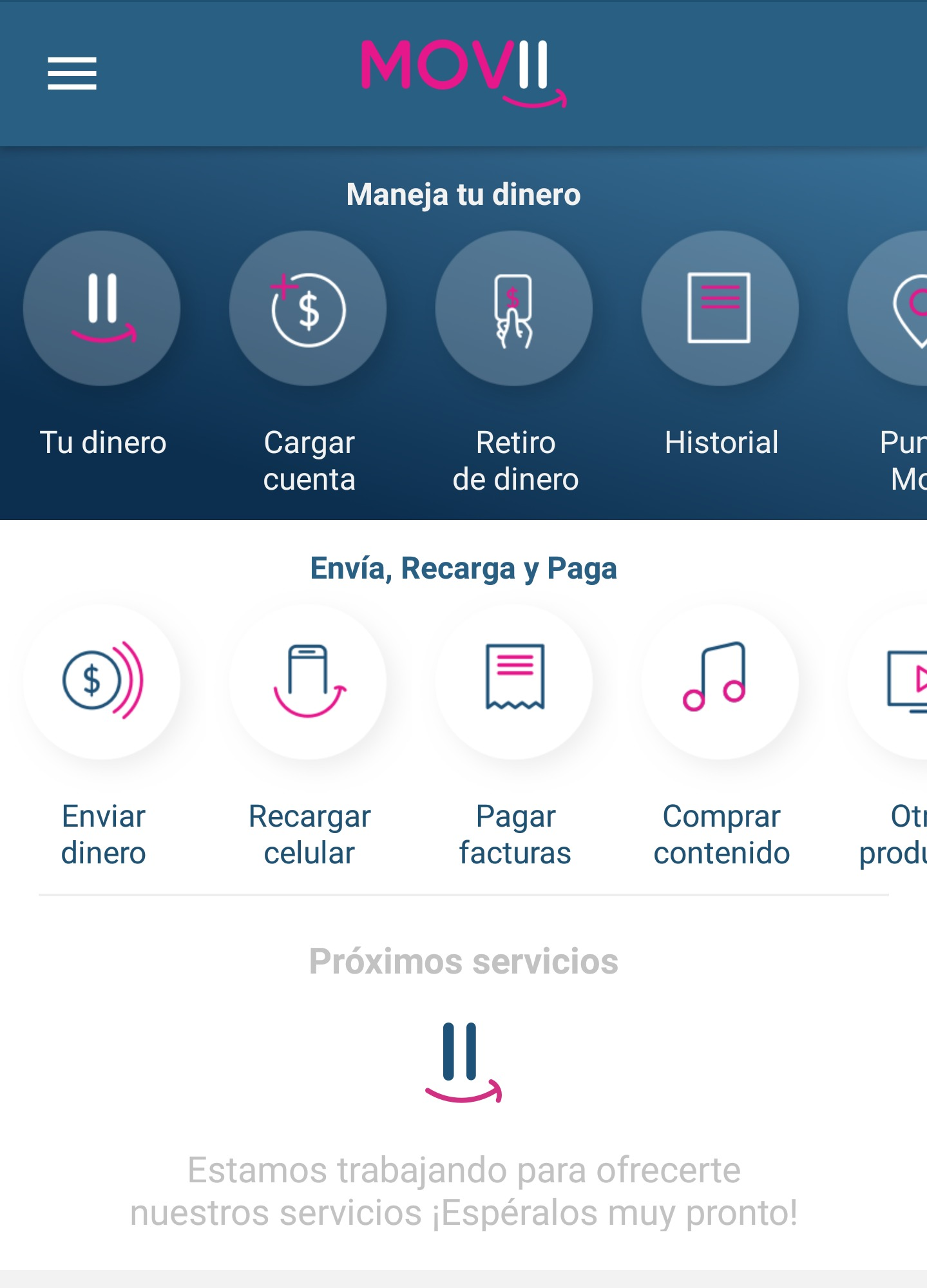 Movii, la aplicación que ayudará a los colombianos a unirse al sistema financiero