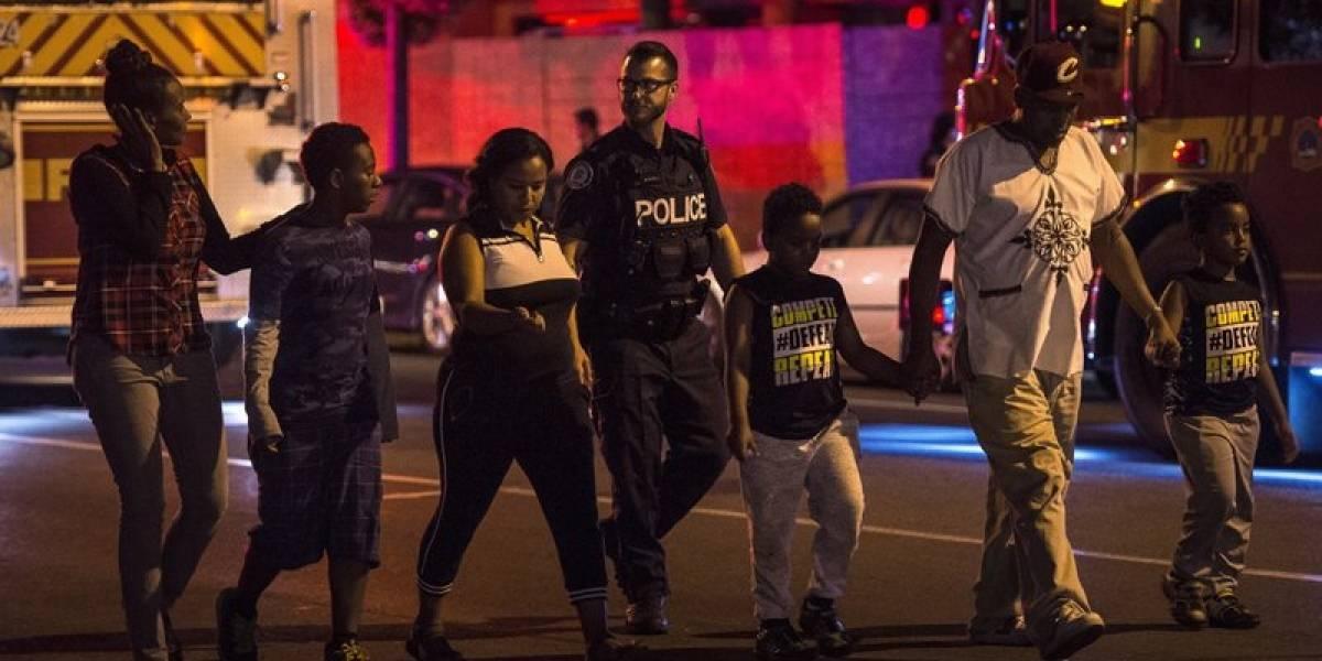 Tiroteo en Toronto: el impactante momento del ataque a restaurantes en Canadá