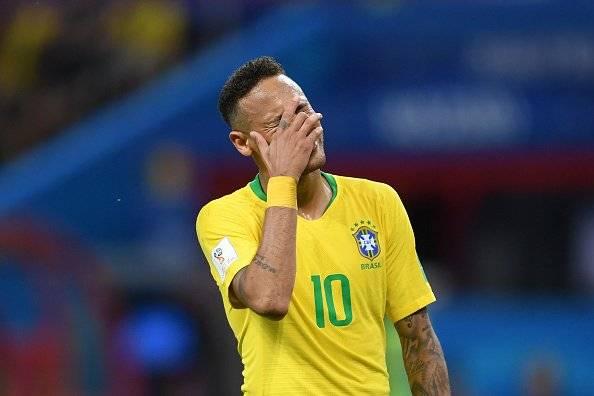 Neymar no aparece en la lista de los 10 mejores al Balón de Oro Neymar