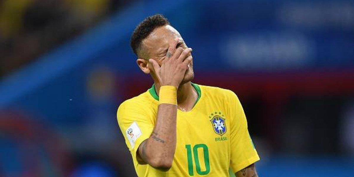 Neymar no aparece en la lista de los 10 nominados al Balón de Oro