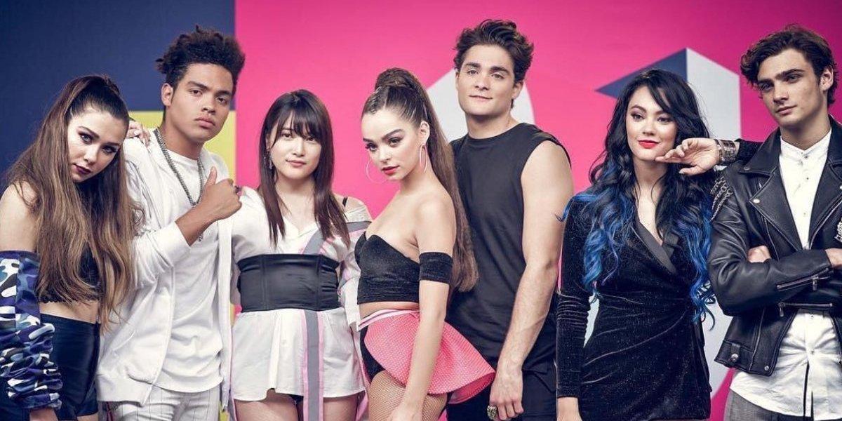Los nuevos RBD se convierten en la burla de los Premios Juventud en la web