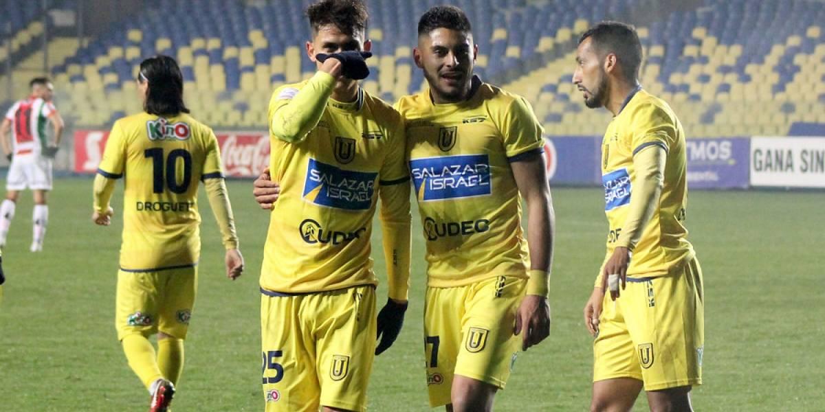 Resumen: U. de Concepción es el nuevo líder en el regreso del Campeonato Nacional