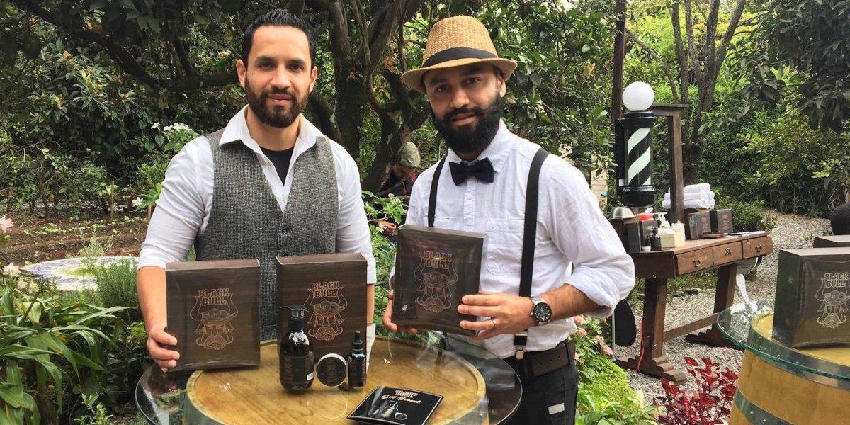 Black Bull es la nueva marca guatemalteca para el cuidado de la barba y bigote