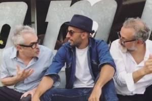 Vacaciones de Alfonso Cuarón.