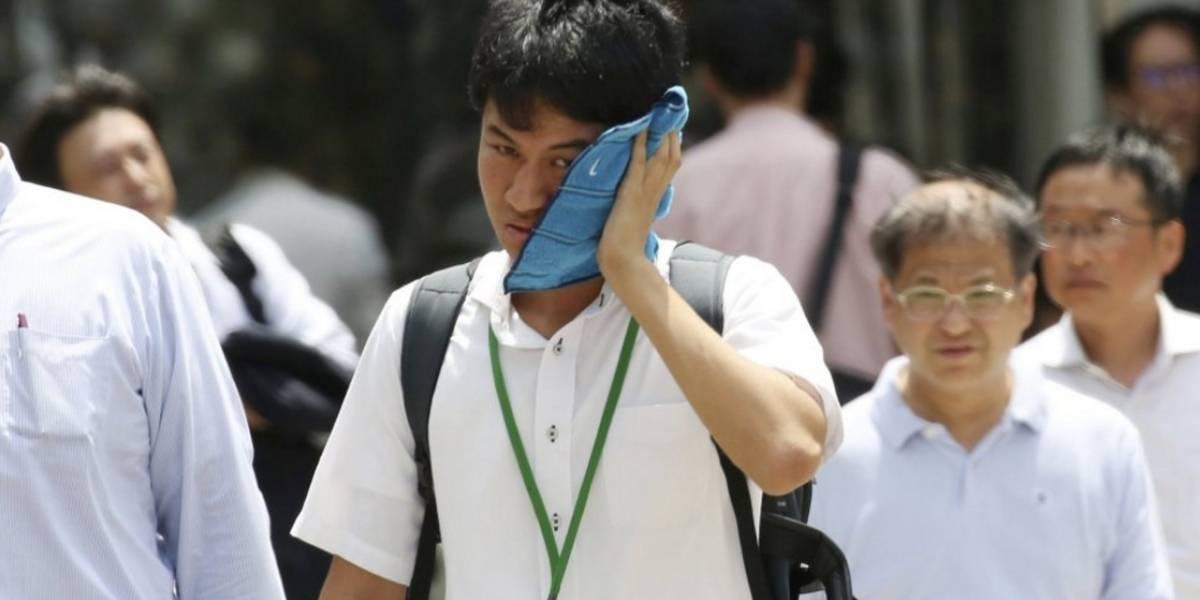 Japón registra temperatura récord por ola de calor