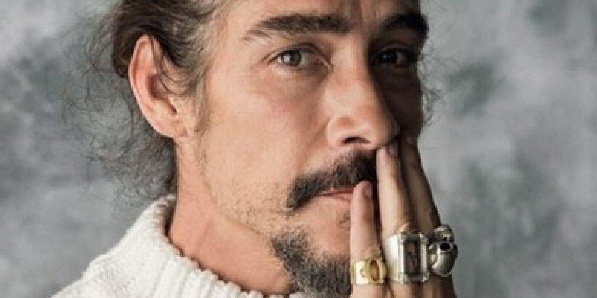 Óscar Jaenada bromea sobre Pablo Escobar y Marcela