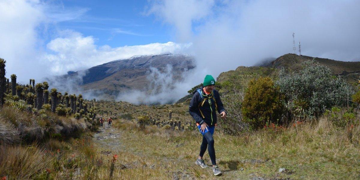 Maratón Nevado del Ruiz, un desafío a más de 4000 metros de altura