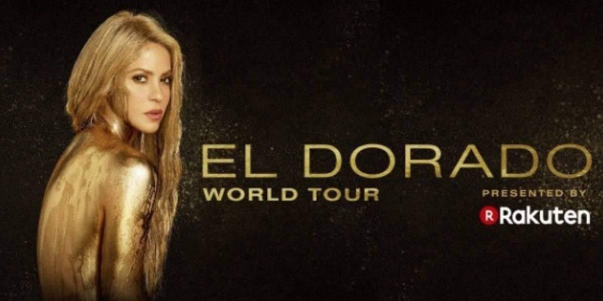 Estas son las exigencias de Shakira para su concierto en Guayaquil