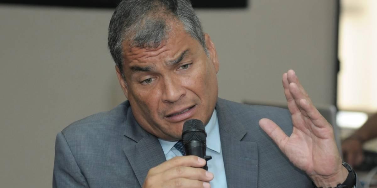 Fiscalía pedirá nuevas medidas cautelares contra  Rafael Correa
