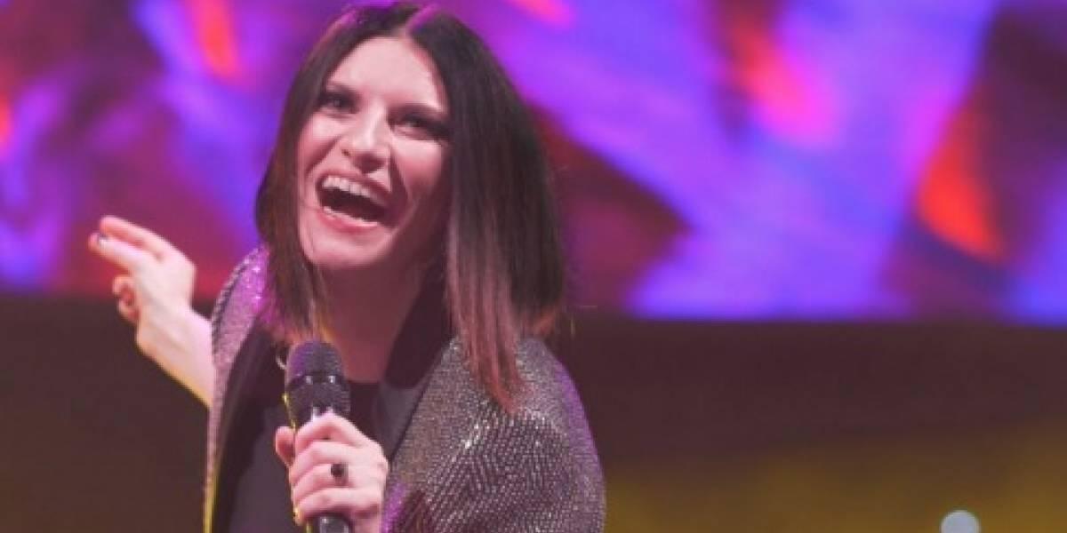 Laura Pausini inició a lo grande el tour que traerá a Chile
