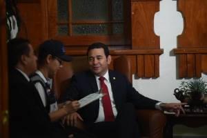 censo 2018 se inicia con el presidente Jimmy Morales