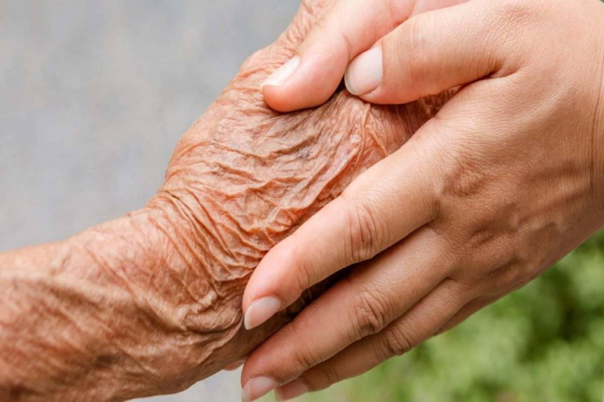 arrugas manos