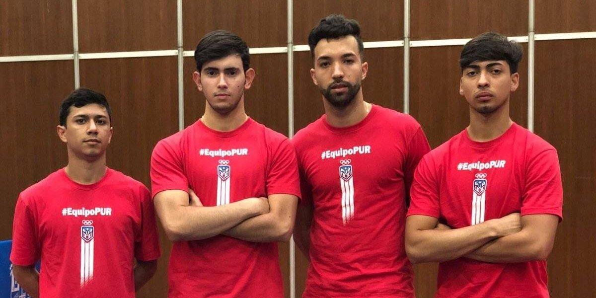 Bronce para Brian Afanador y Daniel González en dobles masculinos