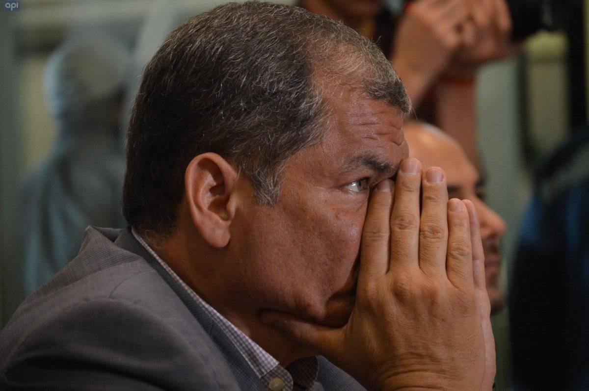 Rafael Correa API