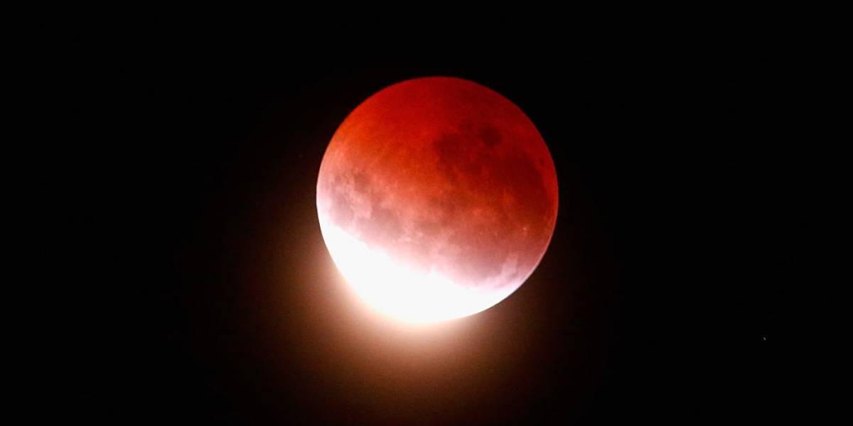 Maior eclipse lunar do século poderá ser visto nesta sexta no Brasil