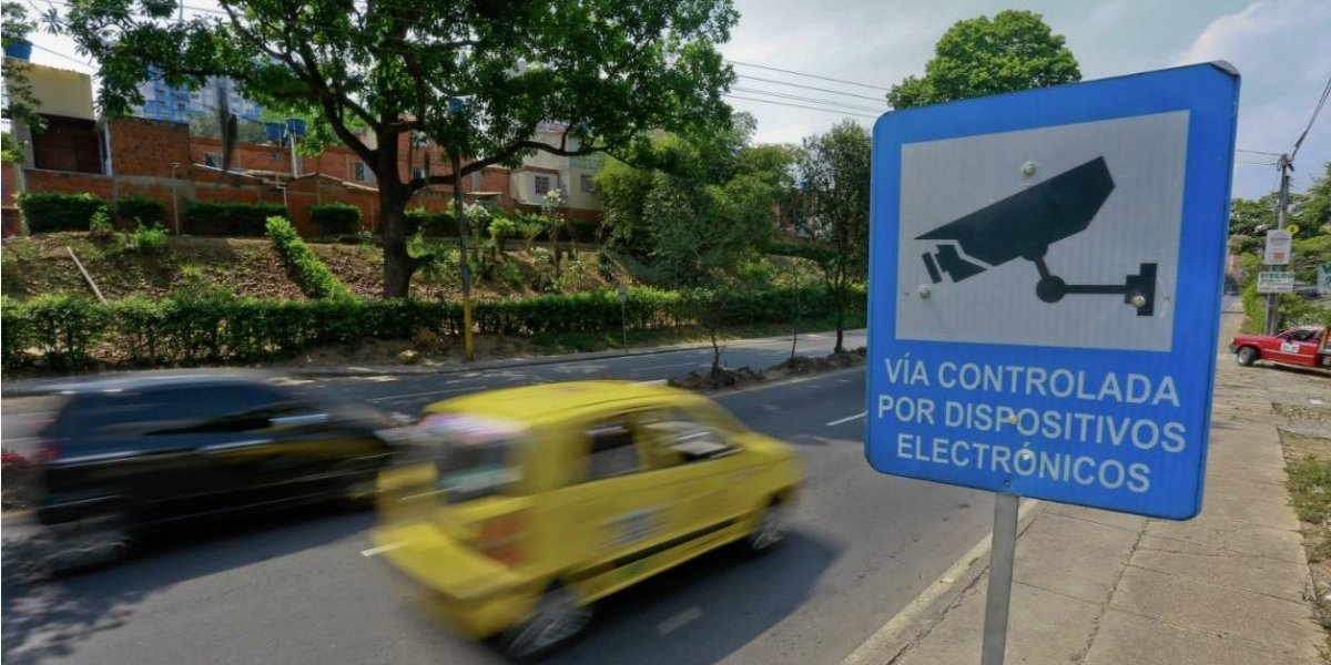 Desde el 25 de mayo empiezan cobros de cámaras de fotomulta en Bogotá