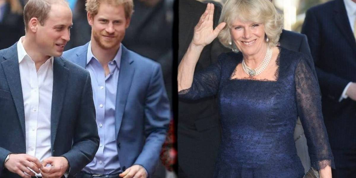 Família real: A difícil relação entre Camilla Parker e os filhos de Lady Di