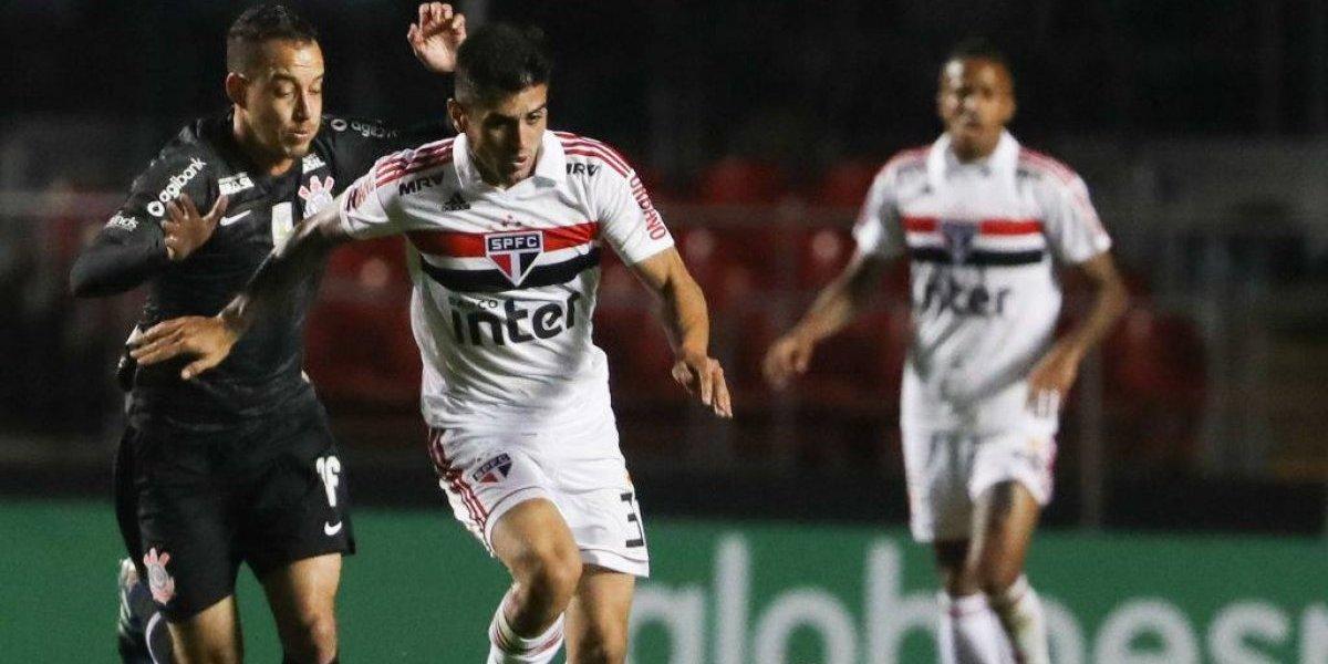 Atento Colo Colo: Corinthians ha perdido a cuatro titulares y el fin de semana sufrió en el clásico