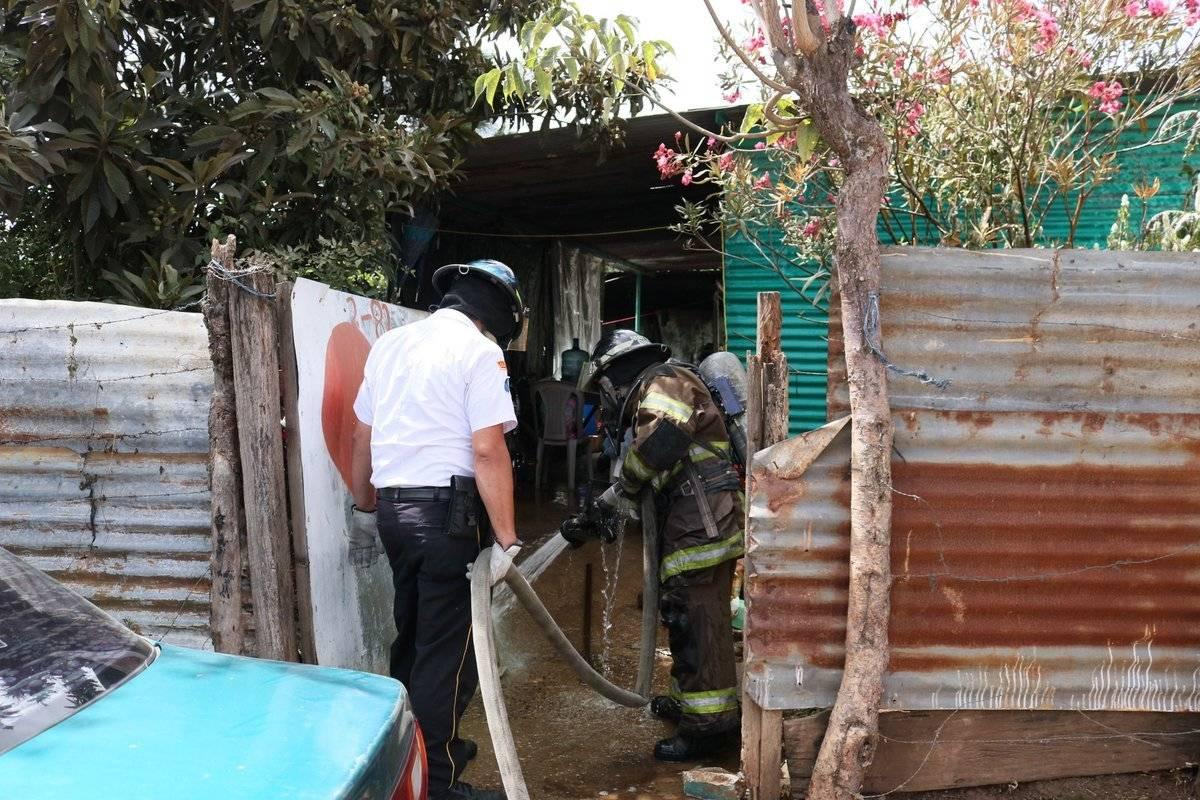intoxicación por acetileno en Villa Canalesº