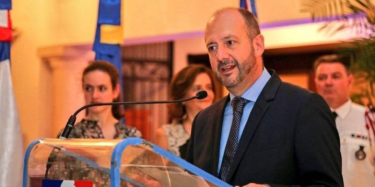 Destacan lazos culturales entre Francia y RD