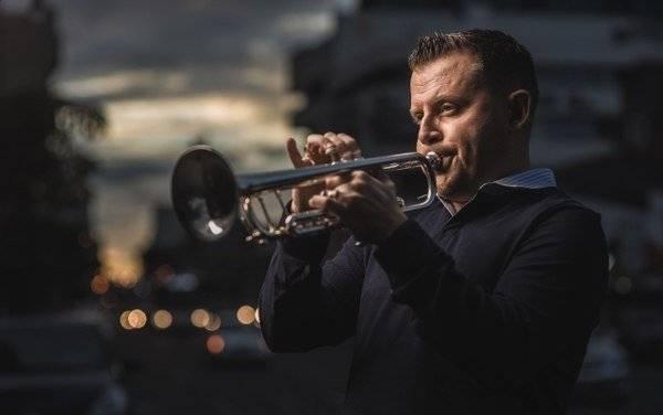 José Sibaja, trompetista.fuente externa