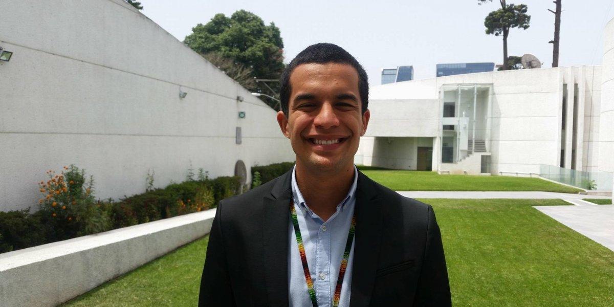"""Juan Esteban Gramajo González: """"Estudiar ciencia está más cerca de lo que se cree"""""""
