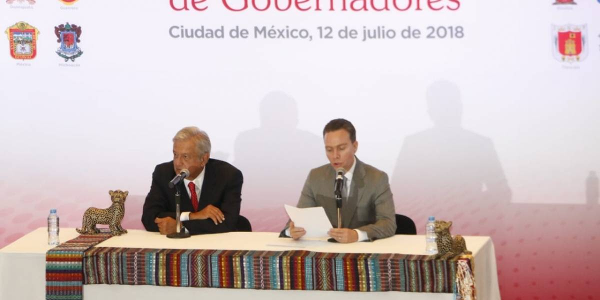 Manuel Velasco se pronuncia en contra de la multa que el INE impuso a Morena