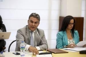 José Serrano reveló que había dinero en la cuenta fiscal que llevaba el caso Gabela