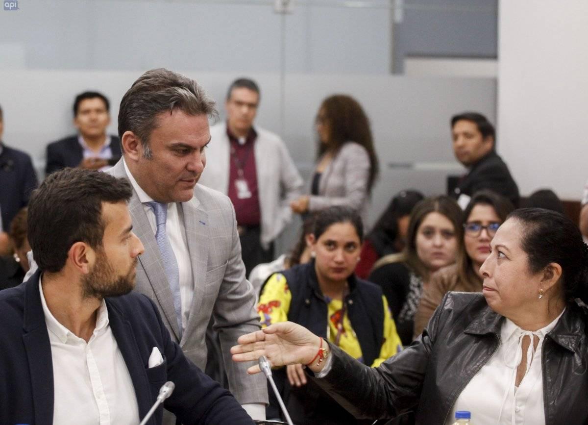 José Serrano reveló que había dinero en la cuenta fiscal que llevaba el caso Gabela API